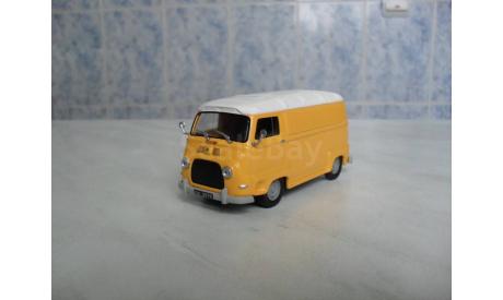 Renault Estafette Польская журналка №186  С РУБЛЯ, масштабная модель