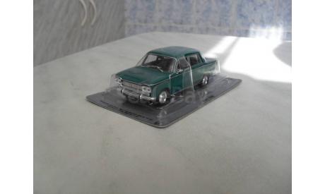 Fiat 1500 Польская журналка №192, журнальная серия Kultowe Auta PRL-u (Польша), 1:43, 1/43