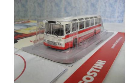 Skoda Karosa SM 11 Польская журналка Kultowe Autobusy PRL-u №2 Тестовая серия, журнальная серия Kultowe Auta PRL-u (Польша)