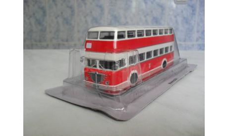 Bussing D2U Польская журналка Kultowe Autobusy PRL-u №3 Тестовая серия, журнальная серия Kultowe Auta PRL-u (Польша), Tatra