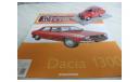 Dacia 1300 Польская журналка №102, масштабная модель, 1:43, 1/43, DeAgostini
