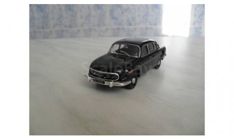 Tatra / Татра 603 Польская журналка №22, масштабная модель, 1:43, 1/43, DeAgostini