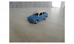 Trabant / Трабант Р 50 Польская журналка №8, масштабная модель, scale43, DeAgostini