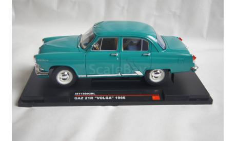 ГАЗ-М21 'Волга', 1:18 IST Models, масштабная модель, scale18