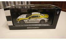 Maserati Gran Turismo MC GT4 TEST Car, масштабная модель, Minichamps, 1:43, 1/43