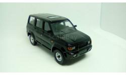 УАЗ-3162 'Симбир', масштабная модель, Автоистория (АИСТ), scale43