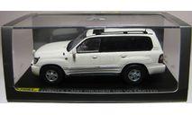 Toyota Land Cruiser 100, 1998, Post Hobby, 1/43, редкая масштабная модель, 1:43