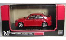 Toyota Altezza, (SXE10), 1998, MTECH, 1/43, редкая масштабная модель, 1:43