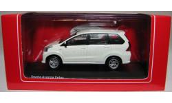 Toyota Avanza Velos, 2011, RIMS, 1/43, редкая масштабная модель, 1:43