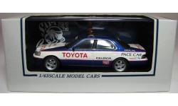 Toyota Celsior, PACE CAR by TRD, SAPI, 1/43, масштабная модель, 1:43