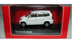 Toyota Avanza, (F60), 2005, RIMS, 1/43, редкая масштабная модель, 1:43