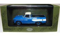 Toyopet Masterline pick up, 1959, EBBRO, 1/43, редкая масштабная модель, Toyota, 1:43