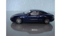 Maserati Coupe 1/43 журнальный, масштабная модель, Суперкары. Лучшие автомобили мира, журнал от DeAgostini, 1:43