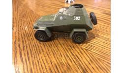 Продам модель из коллекции БА-64, масштабная модель, Автомобиль на службе, журнал от Deagostini, scale43
