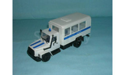 ГАЗ-3309 'Полиция', масштабная модель, 1:43, 1/43, Компаньон