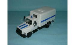 ГАЗ-3307 'Полиция', масштабная модель, 1:43, 1/43, Компаньон