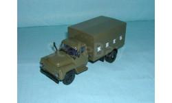 ГАЗ-53 армейский хлебовоз (тип2)