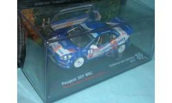 Peugeot 307 WRC Criterium des Cevennes (2007), масштабная модель, 1:43, 1/43, Altaya