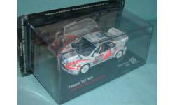 Peugeot 307 WRC #3  Rallye du Var (2007), масштабная модель, 1:43, 1/43, Altaya