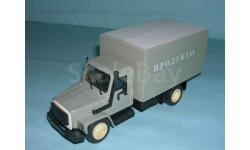 ГАЗ-3309 'Продукты' (первые выпуски), масштабная модель, 1:43, 1/43, Компаньон