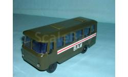 Автобус 'Кубань' Г1А1-02 'ВАИ' (беж.-зел.)
