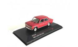 IST018 --- ВАЗ 2103 красный 1982 Lada --- ИСТ Models 1:43, масштабная модель, 1/43, IST Models