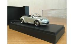 Volkswagen Beetle Cabrio, масштабная модель, Schuco, 1:43, 1/43