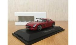 Mercedes-Benz SLS 6,3 AMG, масштабная модель, Schuco, 1:43, 1/43