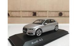 Audi A3 2013, масштабная модель, Schuco, scale43