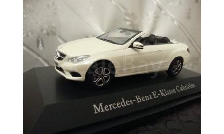 Mercedes-Benz E-Class Cabriolet (A207), масштабная модель, 1:43, 1/43, Kyosho