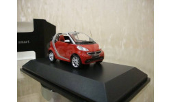 Smart Fortwo Cabriolet, масштабная модель, scale43, Spark