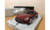 Mercedes-AMG GT S Coupe, масштабная модель, Mercedes-Benz, Norev, scale18