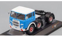 FIAT 690 T1 1961 Blue / White, масштабная модель, IXO грузовики (серии TRU), scale43