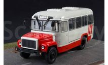 КАВЗ-3976, Наши автобусы 10, масштабная модель, scale43