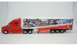 KENWORTH T2000 c полуприцепом 'TEAM KIMMEL' 1988-2018, масштабная модель, Eligor, 1:43, 1/43