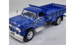 CHEVROLET C60 Truck (бортовой грузовик) 1967 Blue, масштабная модель, WhiteBox, scale43