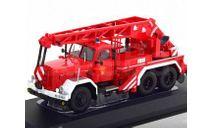 MAGIRUS-DEUTZ Uranus KW16 'Feuerwehr München'(пожарный кран) 1959, масштабная модель, IXO грузовики (серии TRU), scale43