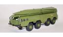 Кит Оперативно-тактич. ракет.комплекс ТЕМП-С, сборные модели артиллерии, scale43