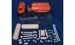 .Кит вакуумной машины КО-505А, запчасти для масштабных моделей, NEVALGA, scale43, УРАЛ