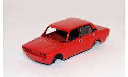 ВАЗ-2105 кузов, сборная модель автомобиля, scale43