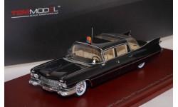 CADILLAC Series 75 Limousine 1959 Bubble-Top'Queen Elizabeth II', масштабная модель, scale43