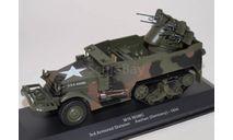 M16GMC 3rd Armored Division Aachen Германия 1944, масштабные модели бронетехники, scale43