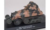 AMC Schneider P16 (M29) 1er GRDI Mettet Belgium, масштабные модели бронетехники, scale43