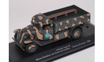CITROEN Type 23 49. Batalion de Chars de Combat Ta, масштабные модели бронетехники, 1:43, 1/43