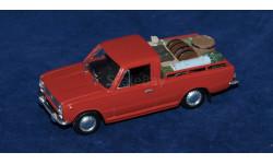 Ваз-2102 пикап, масштабная модель, Конверсии мастеров-одиночек, scale43