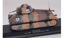 Танк Somua S-35 1st DLM Quesnoy Франция 1940 Танк Somua S-35 1st DLM Quesnoy, масштабные модели бронетехники, scale43