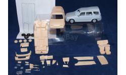 Кит ИЖ ФАБАЛА, сборная модель автомобиля, Renault, Конверсии мастеров-одиночек, 1:43, 1/43