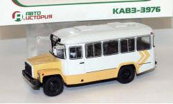 КАВЗ-3976, масштабная модель, scale43