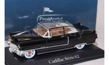 CADILLAC Série 62 короля Бельгии Болдуина 1960, масштабная модель, scale43