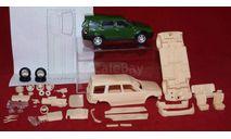 Кит ИЖ ФАБАЛА 4х4, сборная модель автомобиля, Конверсии мастеров-одиночек, scale43